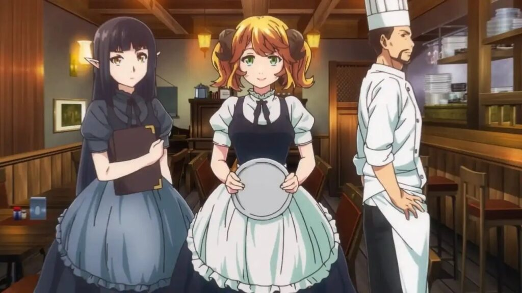 Restaurant to Another World 2 Episode 1 Release Date